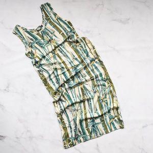 Tommy Bahama Silk Bamboo Maxi Dress